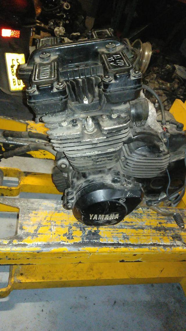 Motor Yamaha xj 600 (1985)