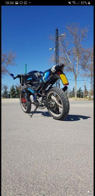 Moto Yamaha Tzr 50 2003 Itv 12/2021