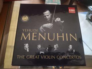 Colección Aniversario - Yehudi Menuhin Great EMI