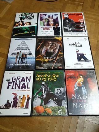 Cine español DVD películas españolas