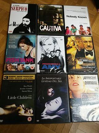 Películas DVD Clásicos modernos I