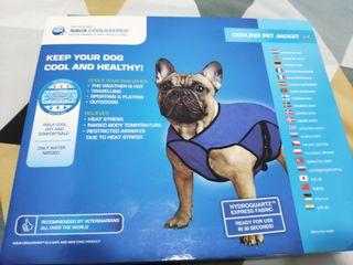 Aqua Coolkeeper, chaleco húmedo para perros