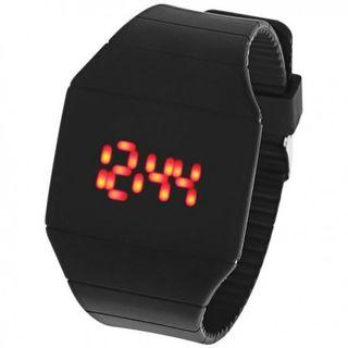 Reloj Led de silicona