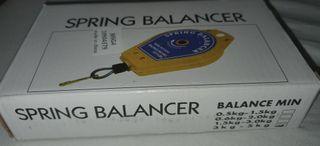 Destornillador eléctrico balanceador gancho