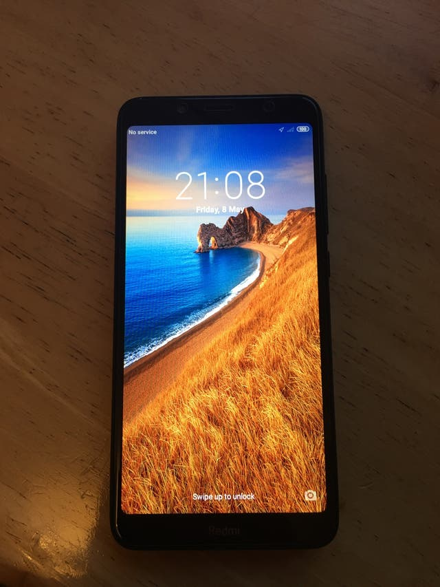 Redmi 7A Matte Black