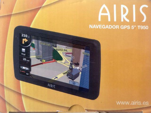 Navegador GPS Airis T950