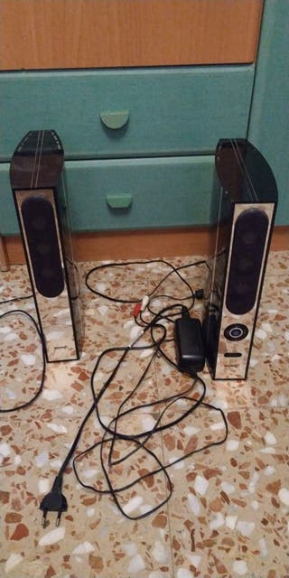 altavoces ps3