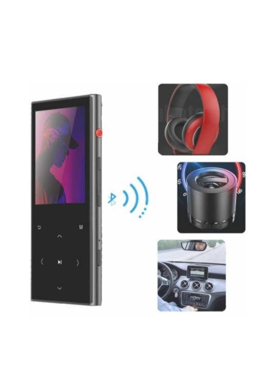 HOY ENVIO 1€ MP3 8GB Radio + Auriculares