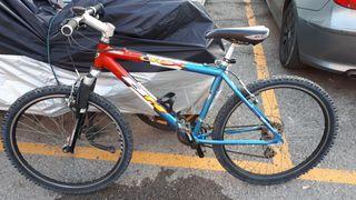 "Bicicleta Mtb BH Over X 26"" Talla M"