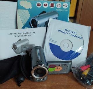 Cámara de video/fotos digital Prixton DV100