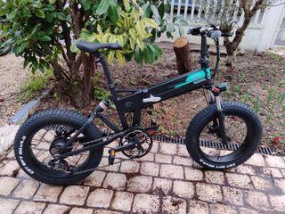 Bicicleta electrica fiido M1
