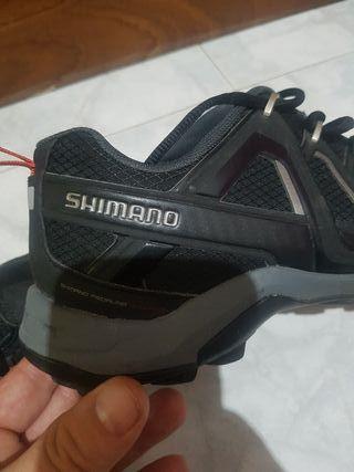 zapatillas bicicleta montaña shimano