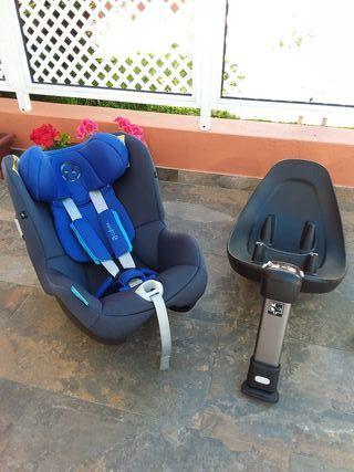 silla contramarcha coche bebe barata tenerife
