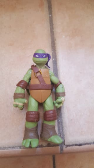 Juguete Tortuga Ninja Donatello