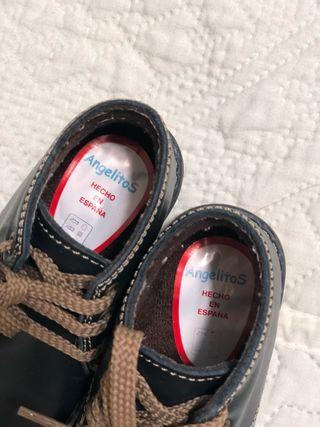 Zapatos bebé piel Angelitos