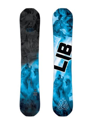 Tabla snowboard lib tech T.Rice pro 2019/20