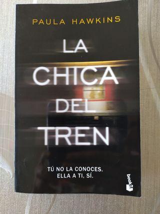Libro: LA CHICA DEL TREN