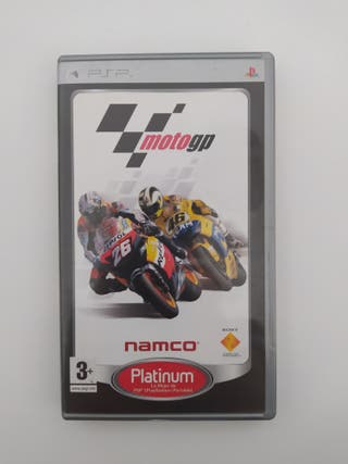 Moto Gp 3 PSP