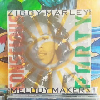 Vinilo: Ziggy Marley & The Melody Makers