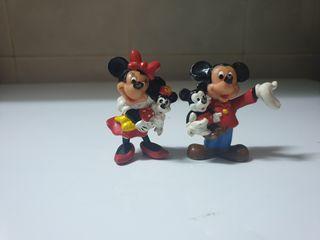 figuras mikey y minie