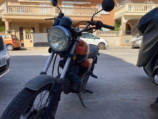 SE VENDE HANWAY 125cc sin funcionar