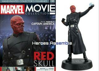 Lote de figuras Marvel movie colection