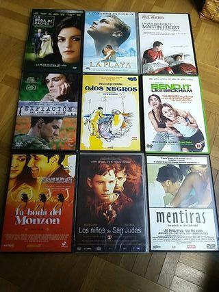 Películas DVD Clásicos modernos II