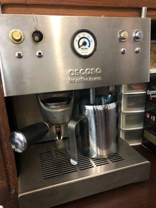 Cafetera semi industrial para hosteleria