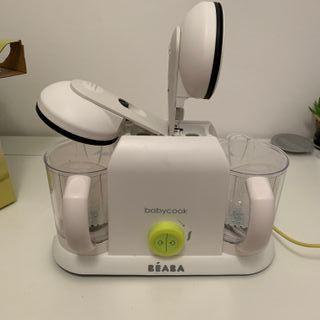 BÉABA - Babycook Duo, Robot de cocina 4 en 1 NUEVO