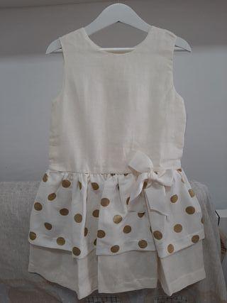 Vestido Niña Lola Palacios, nuevo con etiqueta