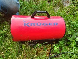 generador de aíre caliente