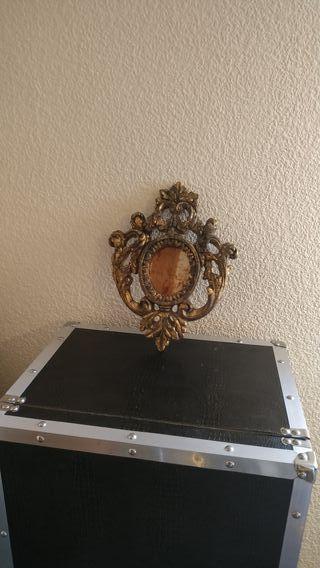 imitación espejo antiguo