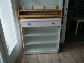 Mueble madera servicio comedor (J-10)
