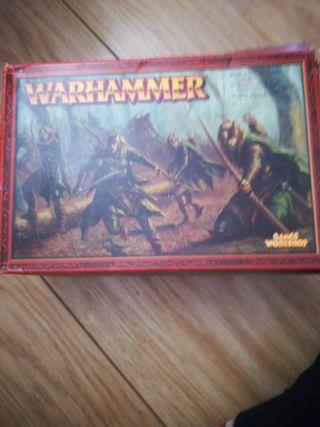 Warhammer - Wood Elf Glade Guard