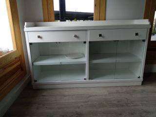 Mueble madera servicio comedor (J-11)