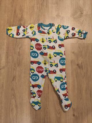 pijama mono polar