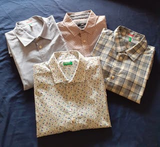Camisas de chico NUEVAS