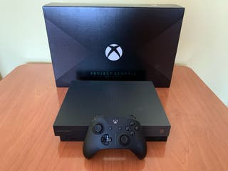 Xbox One X limitada Project Scorpio