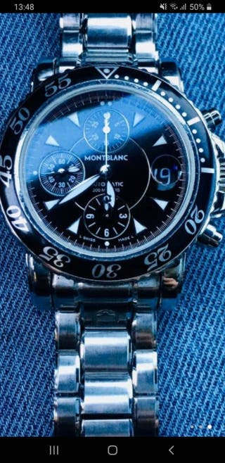 reloj Momblanc