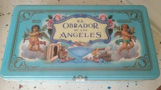 Caja de Lata o Chapa El obrador de los Angeles