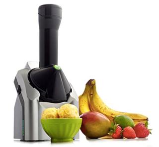 YONANAS maquina hacer helado a base de frutas
