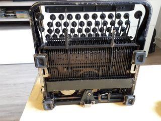 maquina de escribir Underwood Elliott Fisher
