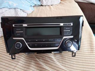 radio caset coche