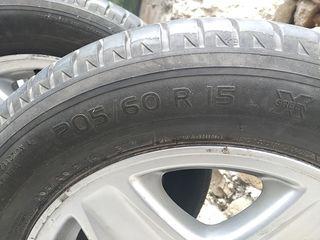 4 neumáticos 205/60/r15