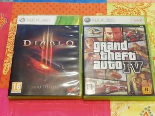 Diablo y Grand Theft Auto IV