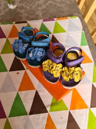 sandalias bebe,lulu,5€ por cada .