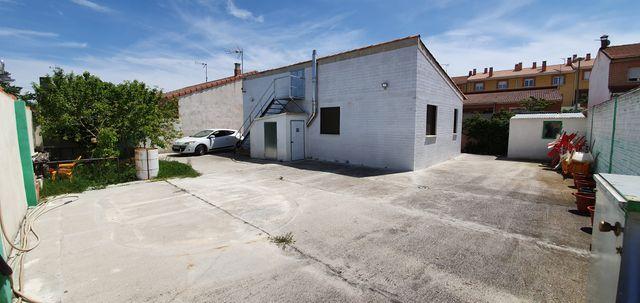 CASA INDEPENDIENTE CON PARCELA MOJADOS, (Mojados, Valladolid)