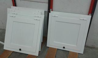 Fabricación reparación ventanas de aluminio y PVC