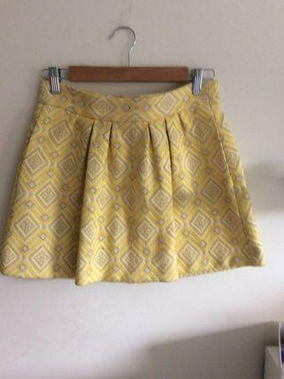Falda de mujer Zara Woman talla Xs