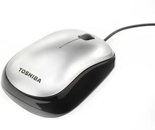 TOSHIBA, USB Optical Mouse E200